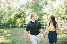 Charlotte Wedding Photographer | North Carolina | Amore Vita Photography #love #happy #walking #couple #nc