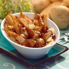 Poutine #gravy #fries #actifry #potatoes