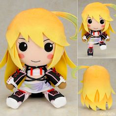 AmiAmi [Character & Hobby Shop] | Tales of Xillia 2 - Plush: Itsudemo Milla(Released)