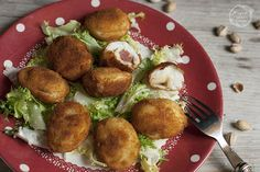 Huevos rellenos rebozados (#DíaMundialdelHuevo, #WorldEggDay)   Cocina