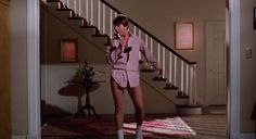 The 'Risky Business' Dance Scene With Realistic Audio Is Hilariously Awkward