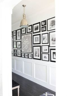 Gorgeous Gallery Walls//