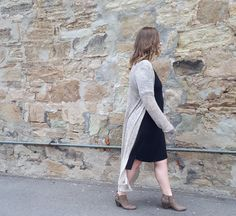 Neutral Fall Fashion | Free Label Dress | Ethical Fashion | Kiss Collective