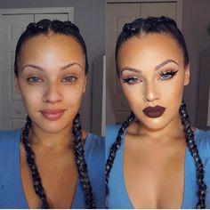 24 Incredible Before And After Makeup Transformations Eye Make up Power Of Makeup, Love Makeup, Makeup Tips, Makeup Looks, Hair Makeup, Makeup Ideas, Prom Makeup, Makeup Products, Beauty Make Up