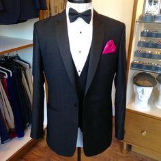 Bespoke Tailoring - Andrew J MussonAndrew J Musson