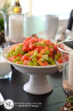 pretty fruit skewers | Fresh Fruit | Pinterest | Fruit Skewers ...