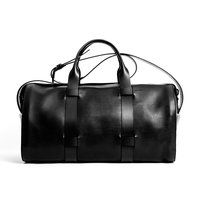 Leather Day Bag by Troubadour - $1725