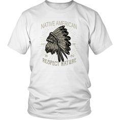 Glidan Unisex Shirt - Respect Nature
