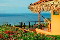 For guided outdoor adventures, it's Hotel Punta Islita for the win. Fairly secluded on the Nicoya peninsula in the Guanacaste Province.   12 Places To Stay In Costa Rica You Won't Believe Actually Exist