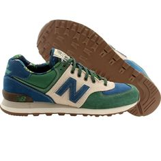 New Balance Men (green / green glow) Nb Sneakers, New Balance Sneakers, Casual Sneakers, Sneakers Fashion, Casual Shoes, Glow Shoes, Snicker Shoes, Zapatillas Casual, Gentleman Shoes