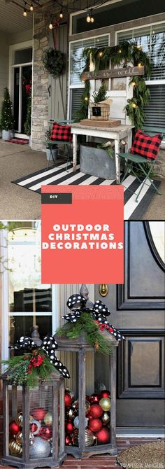 Best Outdoor Christmas Decoratıon Ideas 2020 #christmasdecor