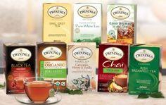 Free Twinings Tea Samples