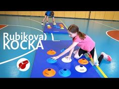 (36) Štafetová hra Rubikova kocka - YouTube Youth Group Games, Pe Games, Star Citizen, Physical Education, Physics, Activities For Kids, Preschool, Classroom, Make It Yourself