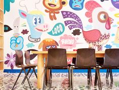 """This cool, graffiti-covered casual breakfast and lunch spot comes from Enrique """"Lalo"""" García, the chef behind the beloved Maximo Bistrot."""