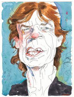 Joe Ciardiello Musicians: Mick Jagger
