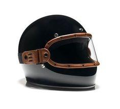 GLOSS BLACK // KNOX HELMET SET - The Equilibrialist Motorcycle Style, Motorcycle Helmets, Riding Helmets, Motorcycle Tank, Biker Style, Triumph Scrambler, Gants Moto Vintage, Ducati, Autos