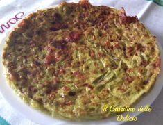 Torta di asparagi e pancetta