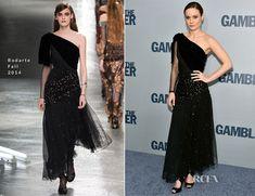Brie Larson In Rodarte – 'The Gambler' New York Premiere