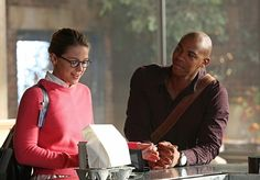 """December 4 2015: Taking on Human Inequity on """"Supergirl"""""""