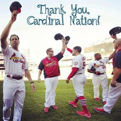 2013 Thank You Cardinal Nation
