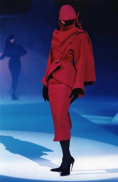 Thierry Mugler Haute Couture - Autumn/Winter 97/98