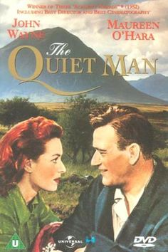 Top Movies, Movies To Watch, Real Movies, Awesome Movies, The Quiet Man Movie, Irish Movies, Maureen O'hara, Best Cinematography, Merian