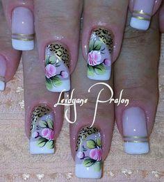 . Gel Nail Polish, Gel Nails, Gold Eyes, Flower Nails, Perfect Nails, Holiday Nails, Pedicure, Maybelline, Nail Art Designs
