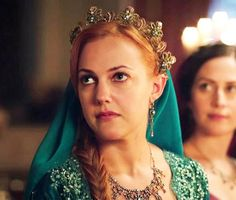 #muhtesemyuzil #magnificentcentury #hurremsultan #meryemuzerli #muhteşem  #Queen #beautiful @meryemuzerlimeryem