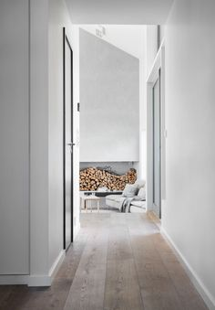 A beautiful home in Vesterålen, Norway, spotted via Norwegian Bo Bedre | Styling by Kirsten Visdal | Photo by Nadia NorskottFollow Style and Create at Instagram | Pinterest | Facebook | Bloglovin