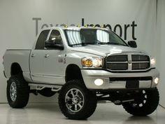 Dodge ram 2500 cummins diesel 4x4 dream-rides