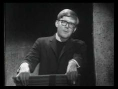the classic 'Take A Pew' sketch, eminently Pinworthy.