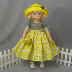 """""""Here a Chick, There a Chick"""" by idreamofjeannemarie Ag Doll Clothes, Doll Clothes Patterns, Clothing Patterns, Ag Dolls, Girl Dolls, Beautiful Dolls, Beautiful Outfits, Dolly Fashion, Diana"""