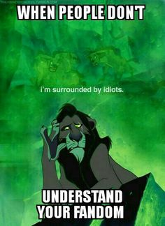 Seriously! This is me with all my fandoms, because most of my friends don't understand my fandoms.