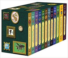 How to Train Your Dragon: The Complete Series: Paperback Gift Set Author : Cressida Cowell Pages : 3328 pages Publisher : Little, Brown Books for Young Readers Language : : 0316347000 : 9780316347006 Dragon Book Series, Dragon Sword, Dragon Heart, Dragon 2, Dragon Tales, Dreamworks Dragons, Hits Movie, Thing 1, Dragon Trainer