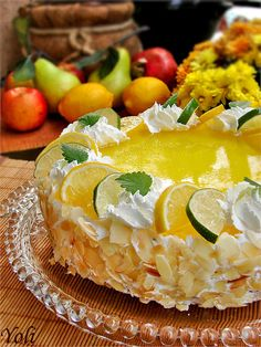 ~ Lemon Cheesecake ~