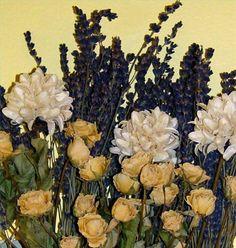 Flower Shadow Box Ideas