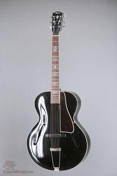 1934 Gibson L-10 Guitar City, Jazz Guitar, Music Guitar, Guitar Amp, Cool Guitar, Semi Acoustic Guitar, Gibson Acoustic, Famous Guitars, Rare Guitars