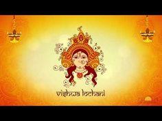 Vishwa Lochani Amba is a beautiful, devi bhajan sung by Bhanumati Narsimhan (Bhanu Didi).