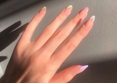 Nail Colour, Color, Nails, Beauty, Finger Nails, Ongles, Colour, Beauty Illustration, Nail