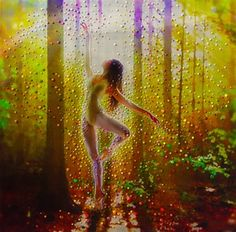Image of Forest Dancer – Rediscover the light - Print