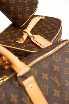 Icnico equipaje de lujo