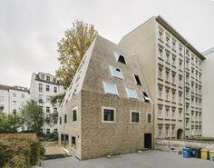 Gallery of Apartment House Prenzlauer Berg / Barkow Leibinger - 1