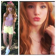 Photo: Bella Thorne Looks Adorable As She Is Ready For Disneyland March 2013 Bella Thorne, Beautiful Young Lady, Beautiful Women, Wwe Female Wrestlers, Disney Channel Stars, Wwe Womens, Always Smile, Celebs, Celebrities
