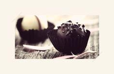 White & Black Chocolate
