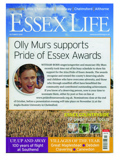 Olly Murs in the Essex Life showing his support for The Pride Of Essex Awards, To Nominate go to http://www.prideofessexawards.org.uk/ Call/Email us at Directa.. head.office@directa.co.uk 01621 827312. Alternatively you can send your nomination by post to.. Directa (UK) Ltd, Cold Norton, Essex. CM3 6UA