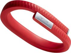 UP by Jawbone - Large - Red (Discontinued by Manufacturer) -- More info could be found at the image url.