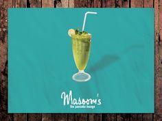 Freshen up yourself with Lemon Mint daquery. #Masoom'sPancakelounge