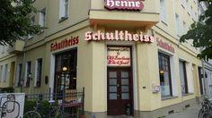 Henne - Berliner Wirtshaus mit Kultstatus