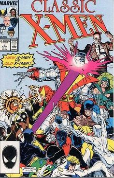Classic X-Men #8 - Greater Love Hath No X-Man... (Issue)