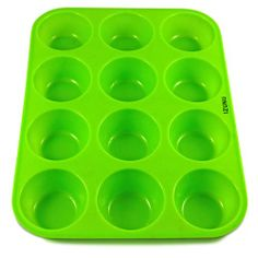 "Special Offer: You must use the Coupon Code ""ROG8LREC"" to receive the Special 75% Off, $4.99 price, While Supplies Last! - Izunu Silicone 12-Cup Muffin Pan for Muffins, Cupcakes, Quiches - Dishwasher, Microwave, Freezer and Oven-Safe - Easy To Clean Muffin Tray With Non-Stick Silicone Surface Redefines Baking. Never Struggle with Metallic Muffin Pans Again.  http://www.amazon.com/Izunu-Silicone-Muffins-Cupcakes-Quiches/dp/B00HY81GRC/?keywords=muffin+pans"